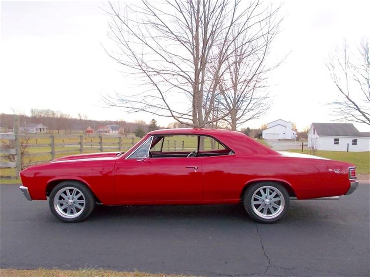 Large Picture of '67 Chevelle Malibu located in Indiana Offered by 500 Classic Auto Sales - P7S2