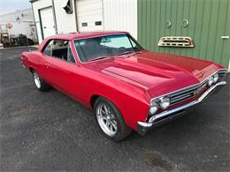 Picture of Classic '67 Chevrolet Chevelle Malibu located in Indiana Offered by 500 Classic Auto Sales - P7S2