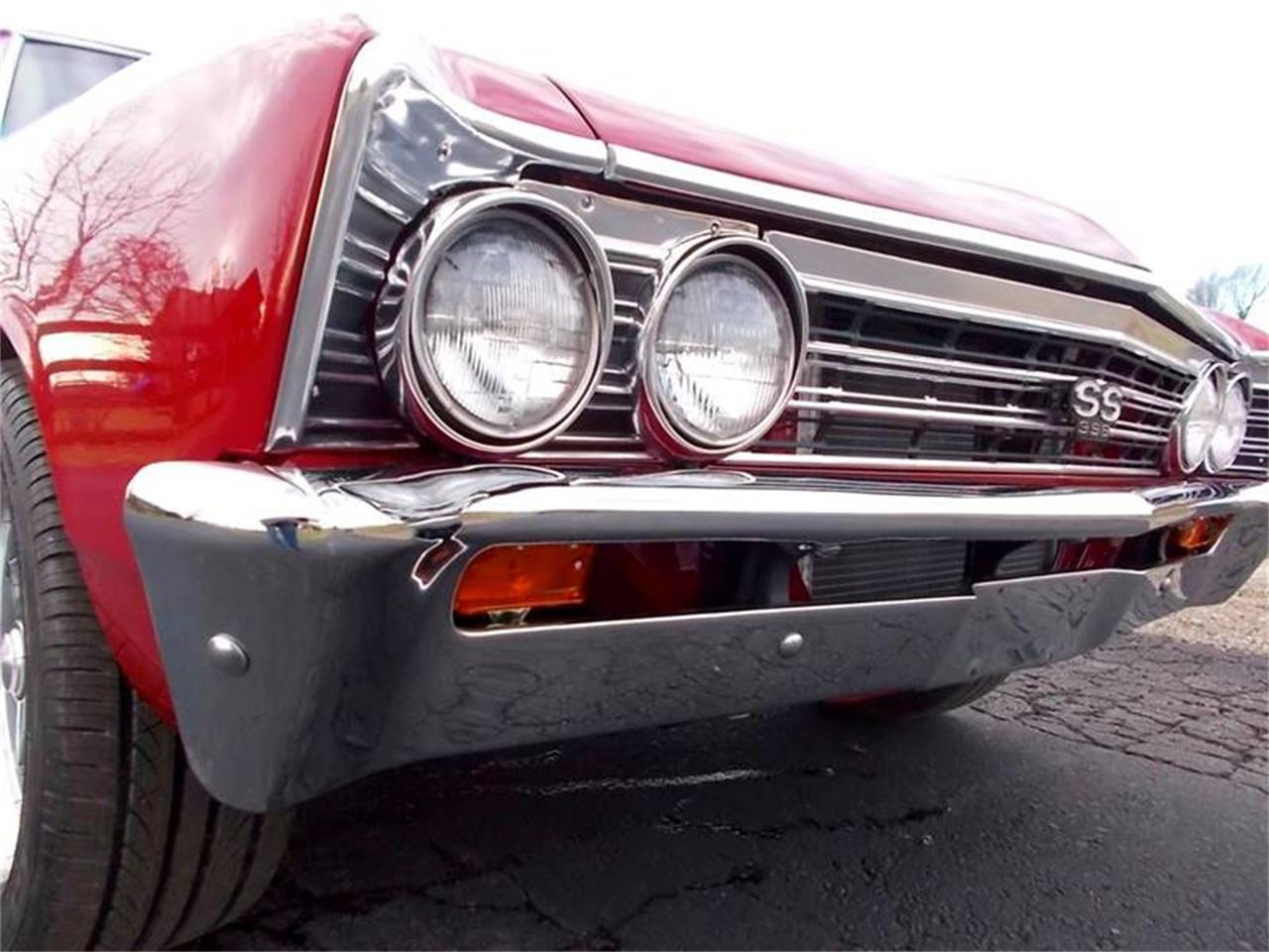 Large Picture of 1967 Chevelle Malibu located in Indiana Offered by 500 Classic Auto Sales - P7S2