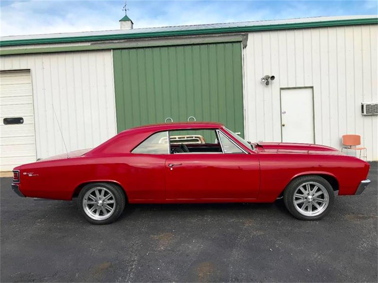 Large Picture of '67 Chevelle Malibu Offered by 500 Classic Auto Sales - P7S2