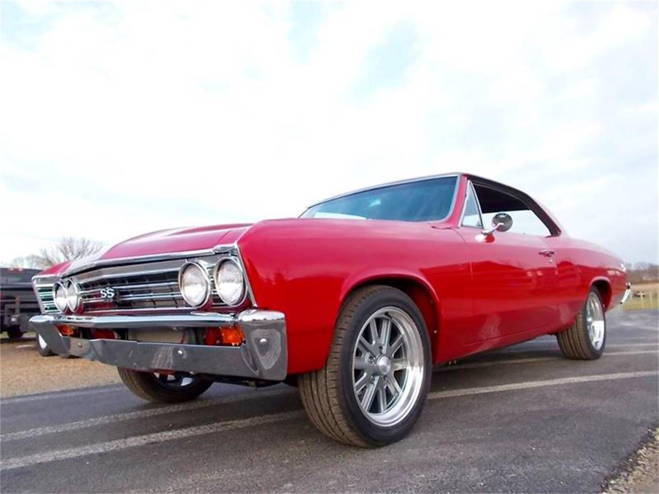 Large Picture of Classic '67 Chevrolet Chevelle Malibu located in Knightstown Indiana - $44,900.00 - P7S2