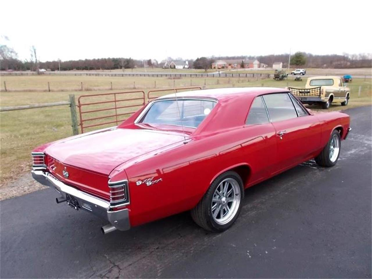 Large Picture of '67 Chevrolet Chevelle Malibu located in Knightstown Indiana - $44,900.00 Offered by 500 Classic Auto Sales - P7S2