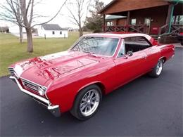 Picture of Classic '67 Chevelle Malibu located in Knightstown Indiana - $44,900.00 Offered by 500 Classic Auto Sales - P7S2