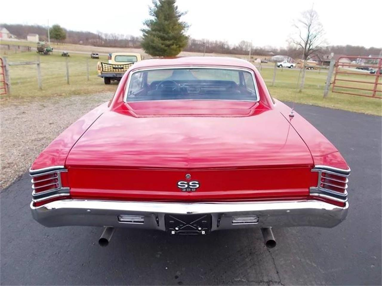 Large Picture of Classic 1967 Chevelle Malibu located in Knightstown Indiana - $44,900.00 - P7S2