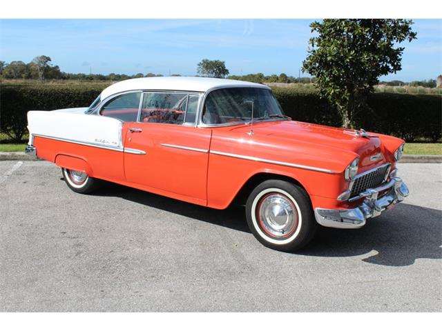 Picture of '55 Bel Air - P7S3