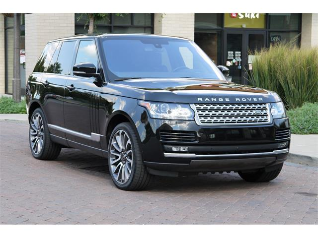 Picture of '16 Range Rover - P7SG