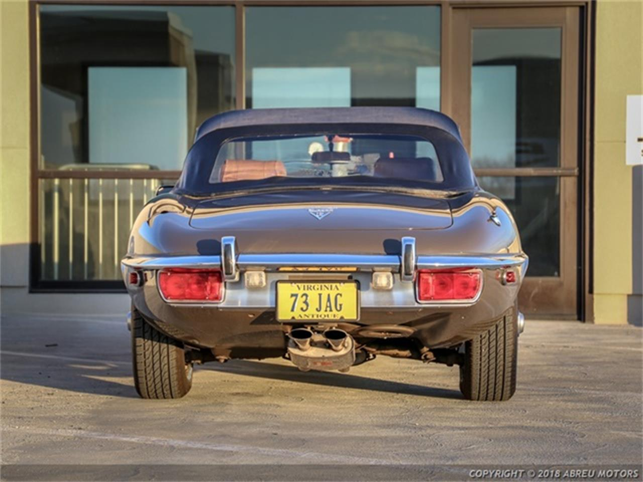 Large Picture of Classic 1973 Jaguar E-Type located in Indiana Auction Vehicle - P7SJ
