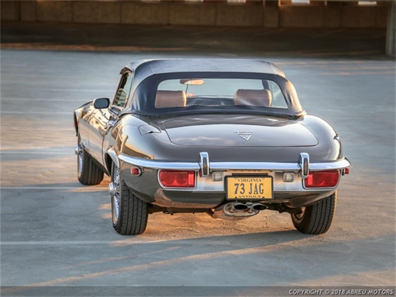 Large Picture of '73 E-Type Auction Vehicle - P7SJ