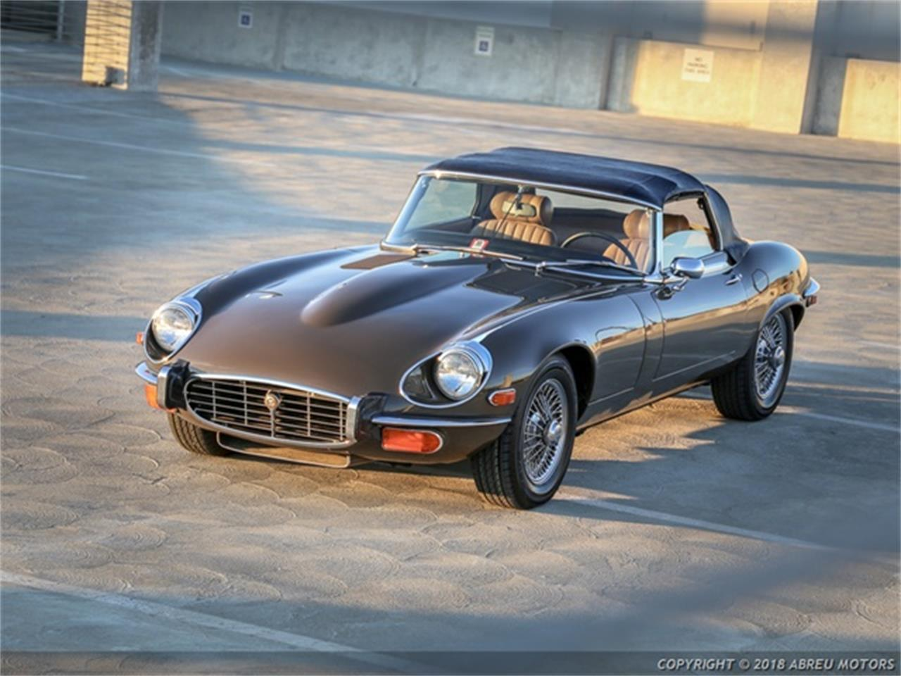 Large Picture of Classic 1973 Jaguar E-Type located in Indiana - P7SJ