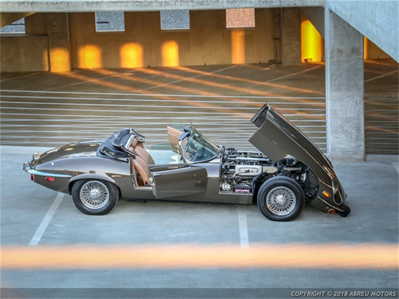 Large Picture of Classic '73 E-Type Offered by Abreu Motors - P7SJ
