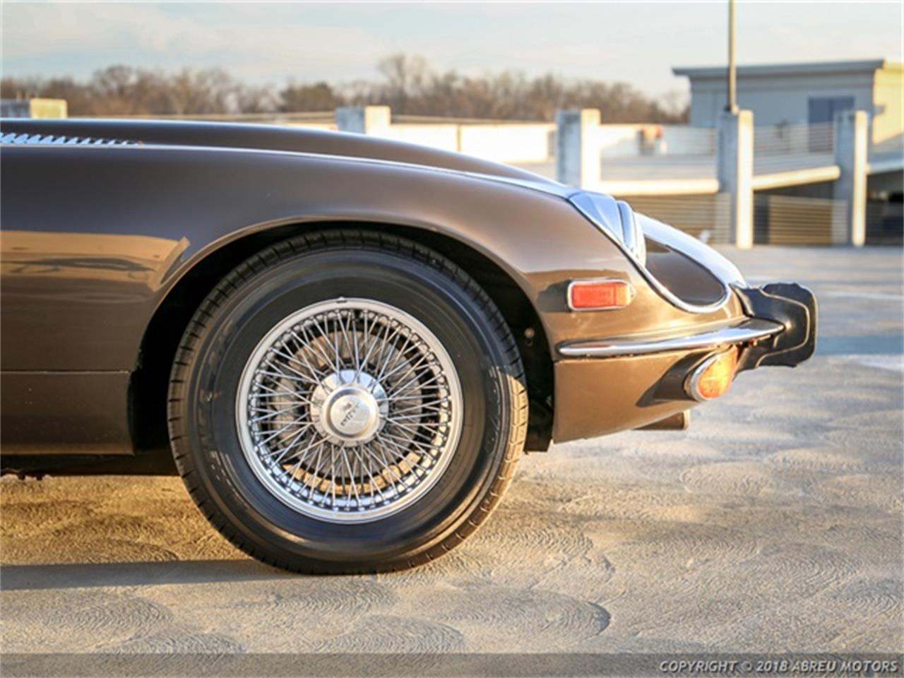 Large Picture of 1973 Jaguar E-Type located in Carmel Indiana Auction Vehicle - P7SJ