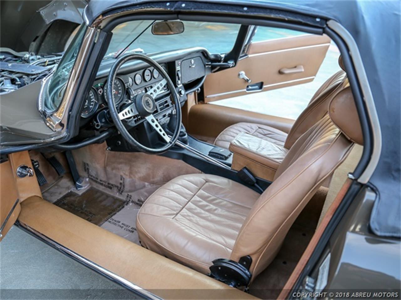 Large Picture of Classic 1973 Jaguar E-Type - P7SJ