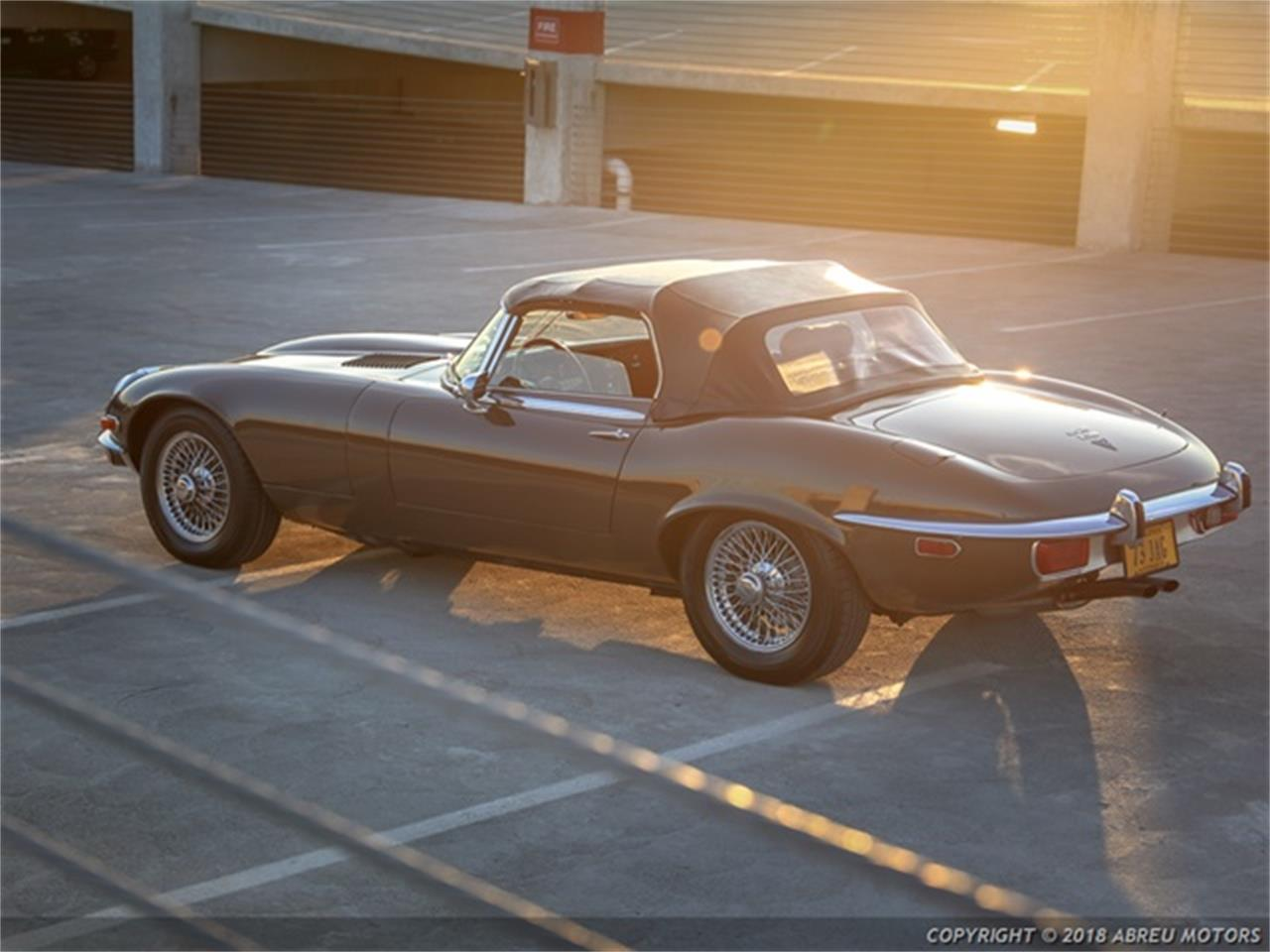 Large Picture of '73 E-Type located in Indiana Offered by Abreu Motors - P7SJ
