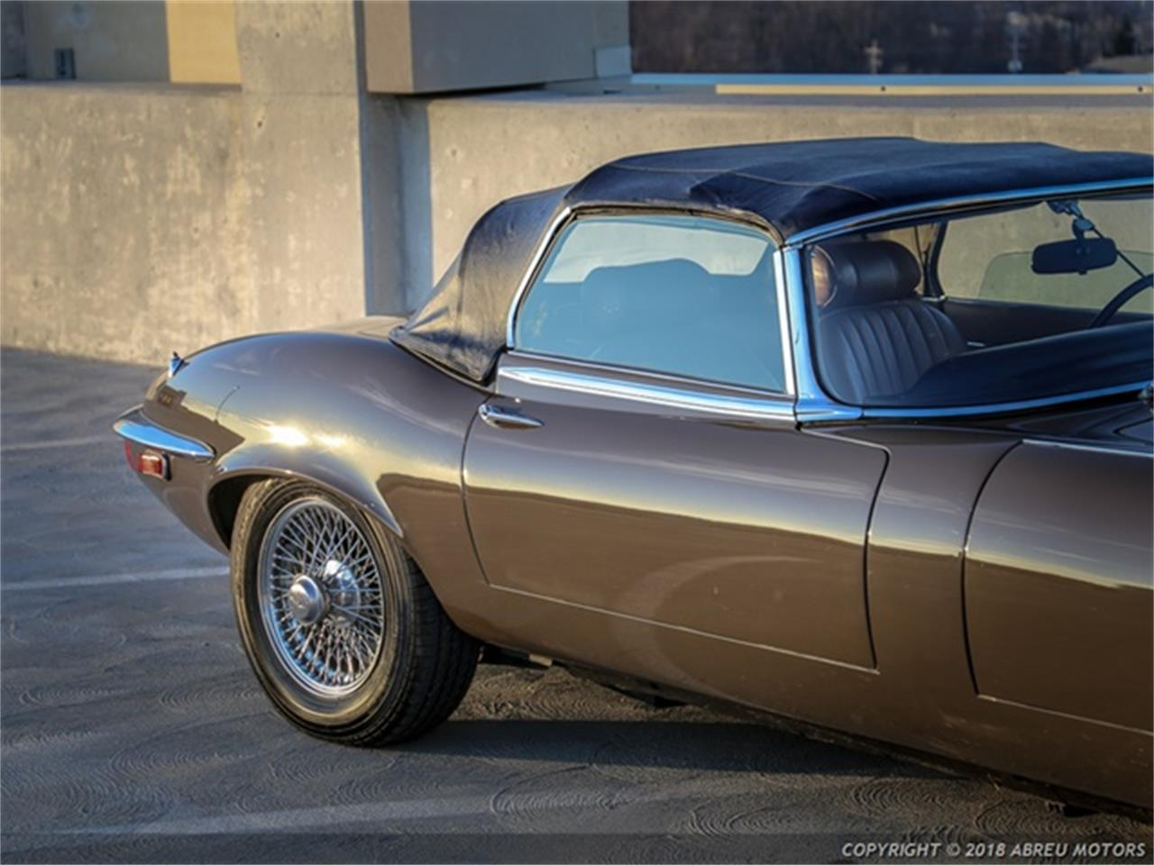 Large Picture of '73 E-Type Offered by Abreu Motors - P7SJ