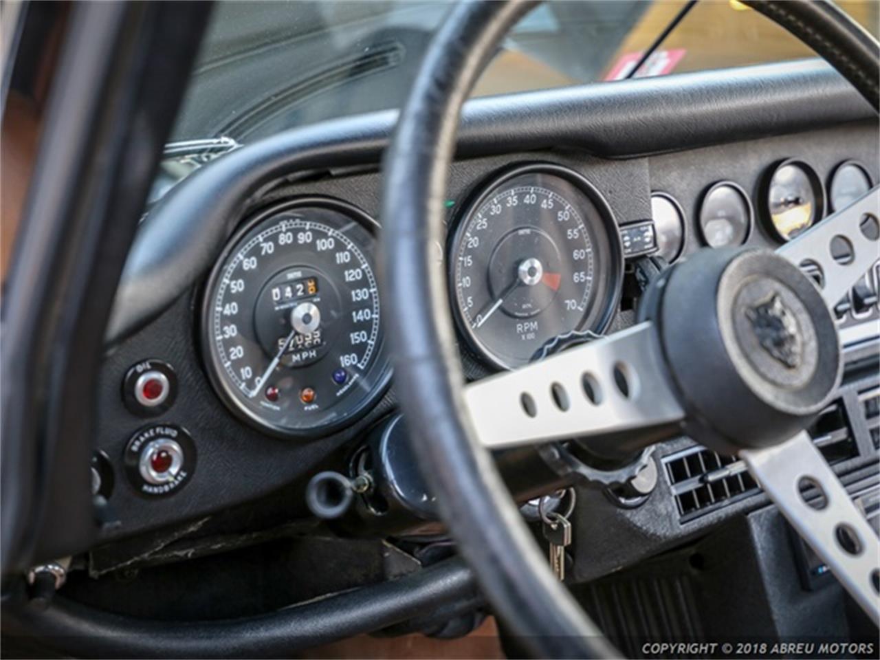 Large Picture of Classic 1973 Jaguar E-Type Auction Vehicle Offered by Abreu Motors - P7SJ