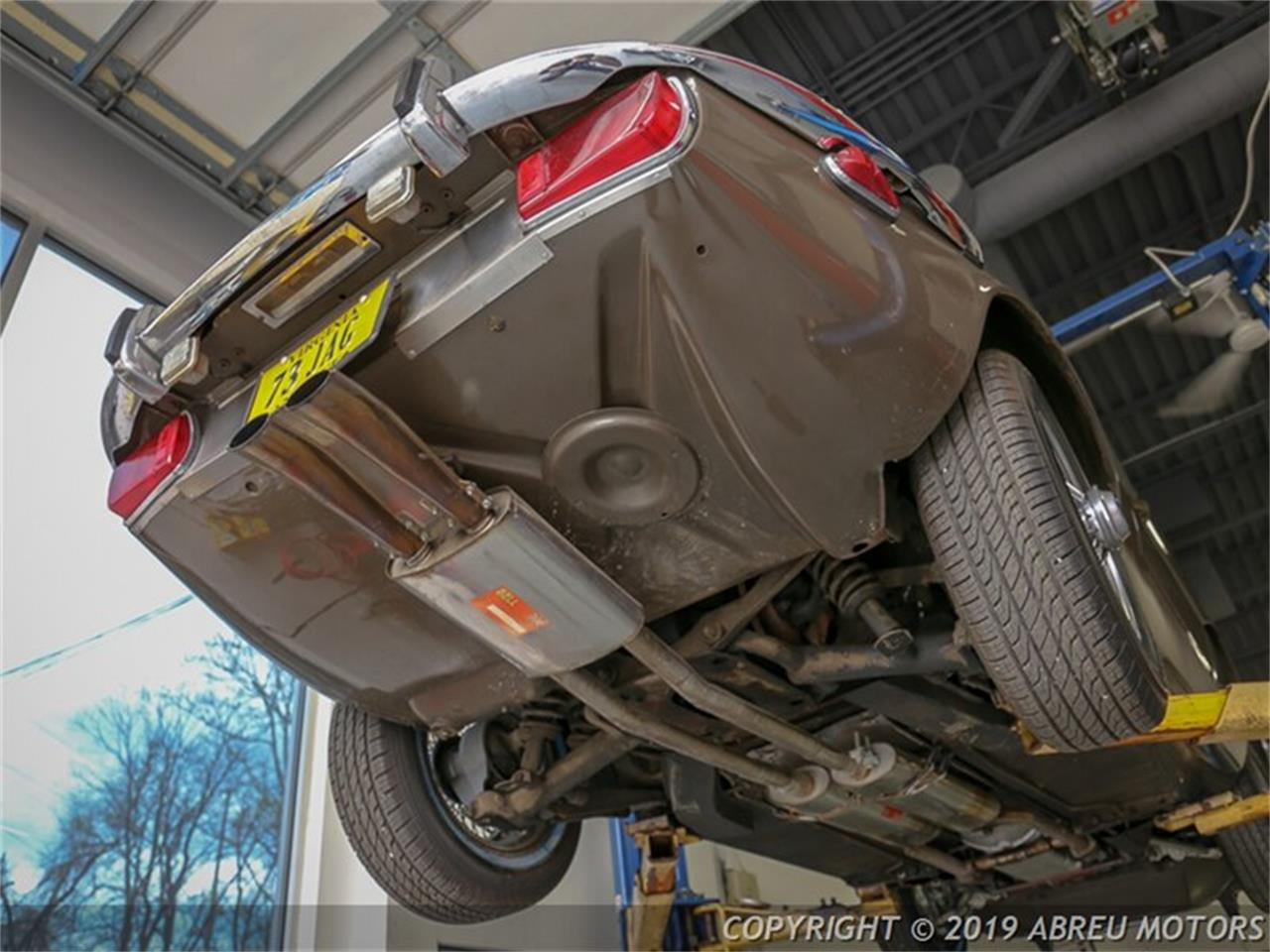 Large Picture of '73 Jaguar E-Type Auction Vehicle Offered by Abreu Motors - P7SJ