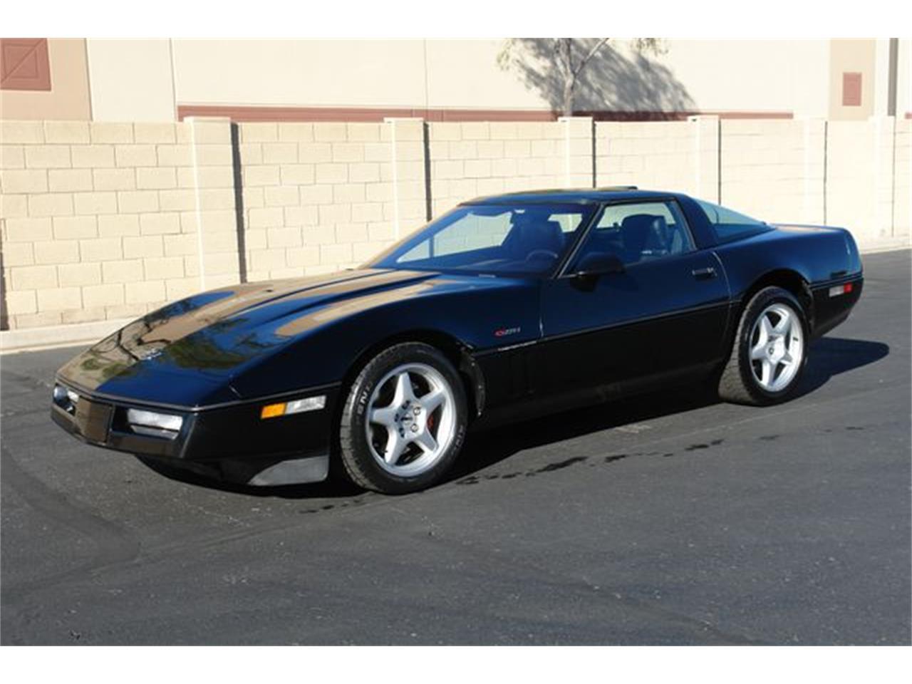 Large Picture of '90 Corvette - P7SK