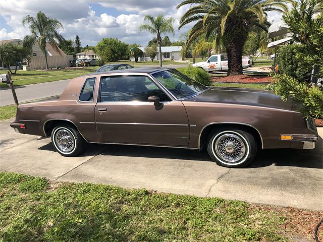 Picture of '84 Oldsmobile Cutlass Supreme located in North Port Florida Offered by a Private Seller - P7SQ