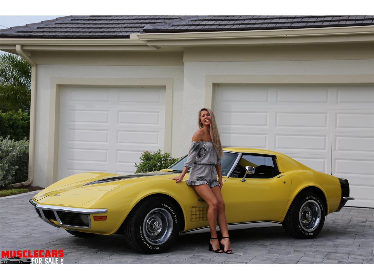 Large Picture of '71 Corvette - P7SR