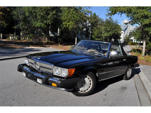 Picture of '88 Mercedes-Benz 560SL Offered by a Private Seller - P7T3