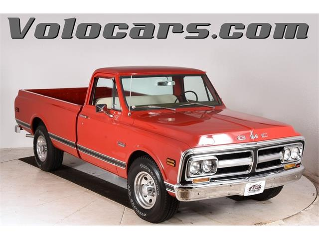 Picture of Classic '71 GMC 2500 located in Illinois - $23,998.00 Offered by  - P7TC