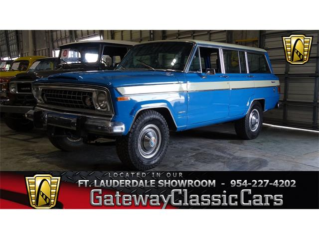 Picture of '77 Wagoneer - P7TG