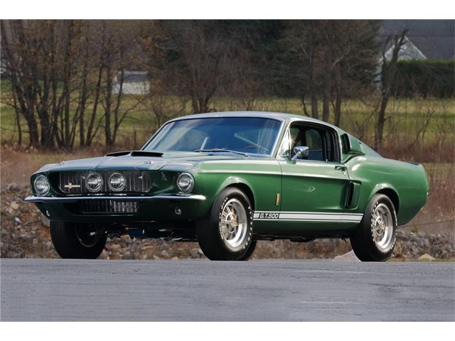 Picture of '67 GT500 - P3A7