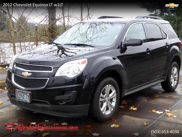 Picture of 2012 Chevrolet Equinox Offered by  - P7U3