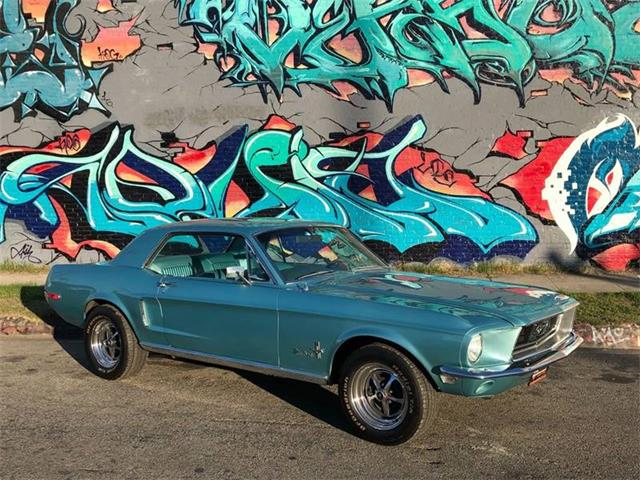 Picture of '68 Mustang - P7U7