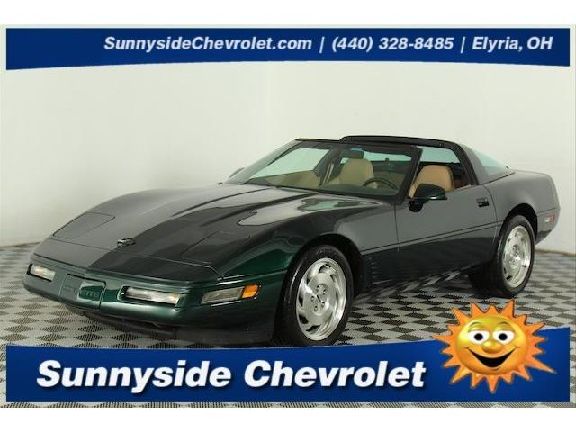 Picture of '96 Corvette - P7U8