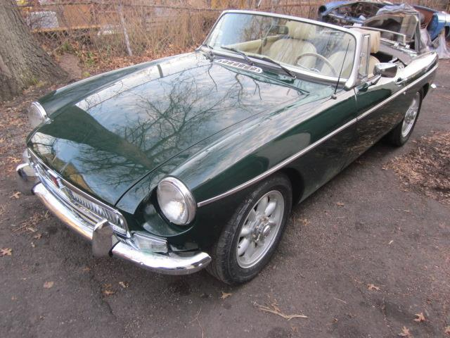 Picture of '80 MGB located in Stratford Connecticut - $24,000.00 - P7UP