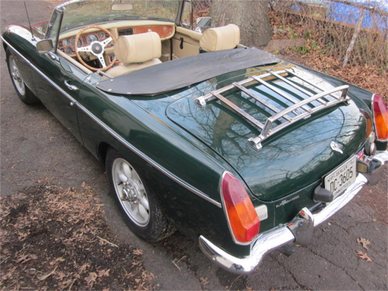 For Sale: 1980 MG MGB in Stratford, Connecticut