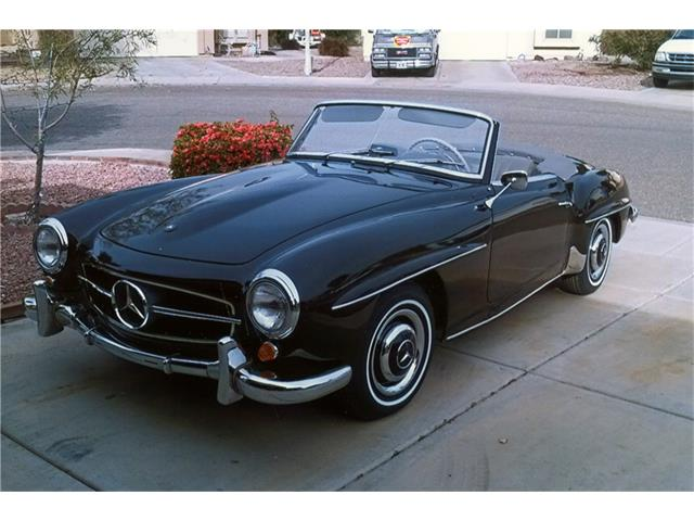 Picture of '57 190SL - P3AA