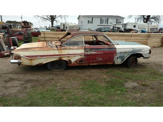 Picture of Classic '61 Impala located in Minnesota - $1,800.00 - P7UY