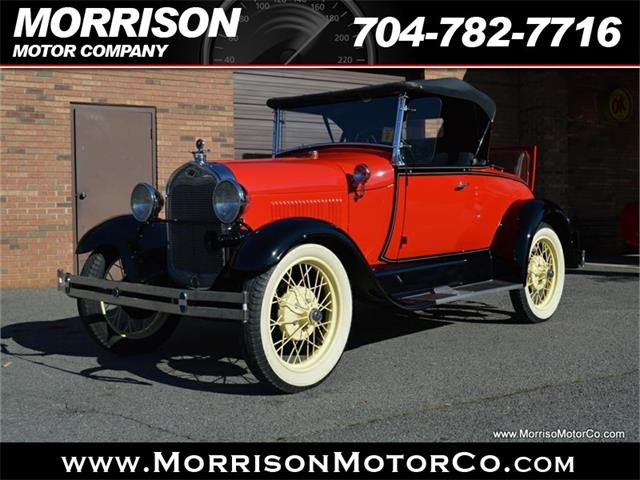 Picture of '29 Model A - P7VO
