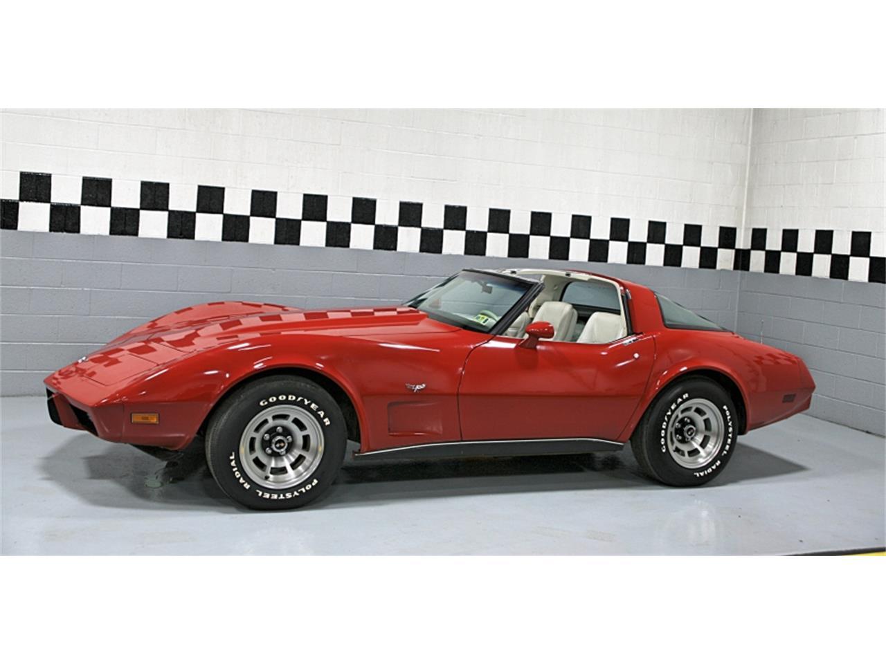 Large Picture of '79 Corvette - P3AF