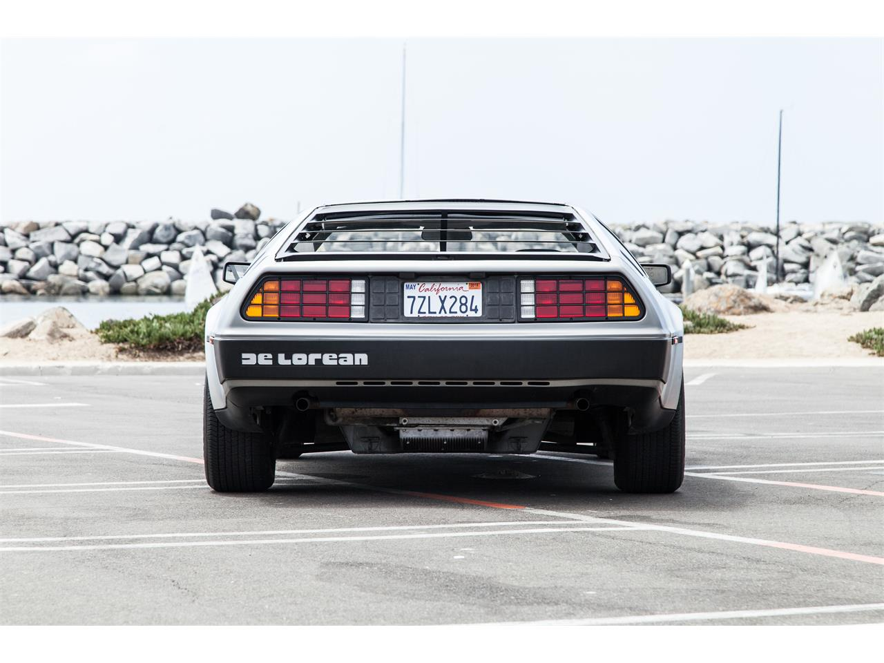 Large Picture of '81 DeLorean DMC-12 located in Redondo Beach California - $54,000.00 Offered by a Private Seller - P3AG