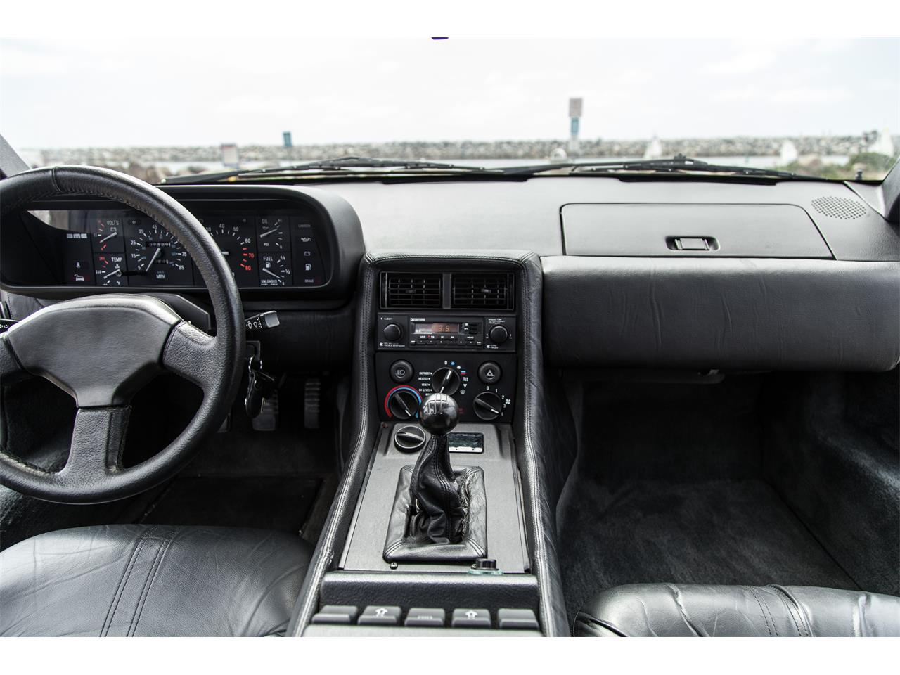 Large Picture of '81 DeLorean DMC-12 Offered by a Private Seller - P3AG