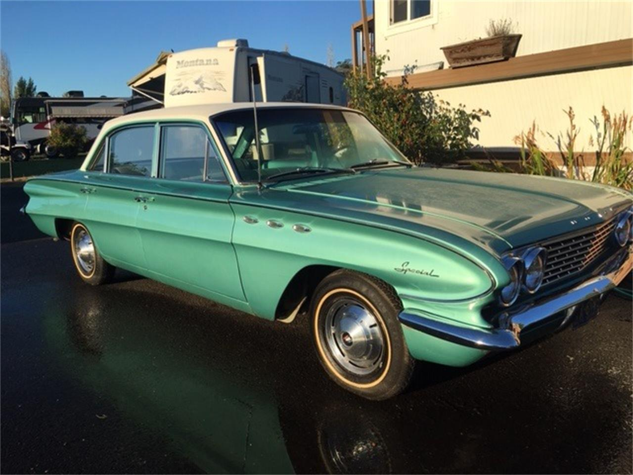 Large Picture of '61 Buick Special Deluxe located in Beaverton Oregon - $6,850.00 - P7XC