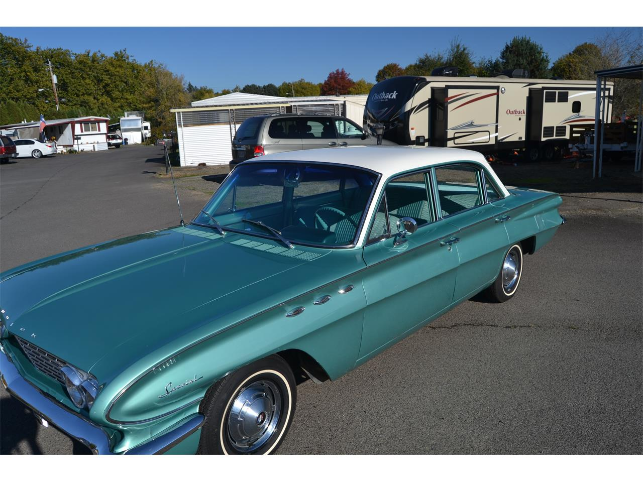 Large Picture of Classic 1961 Special Deluxe located in Beaverton Oregon - $6,850.00 - P7XC