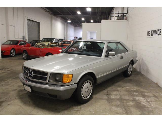 Picture of '84 Mercedes-Benz 500SEC Offered by  - P3AM