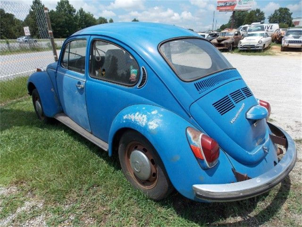 Large Picture of '72 Beetle - P7Y7