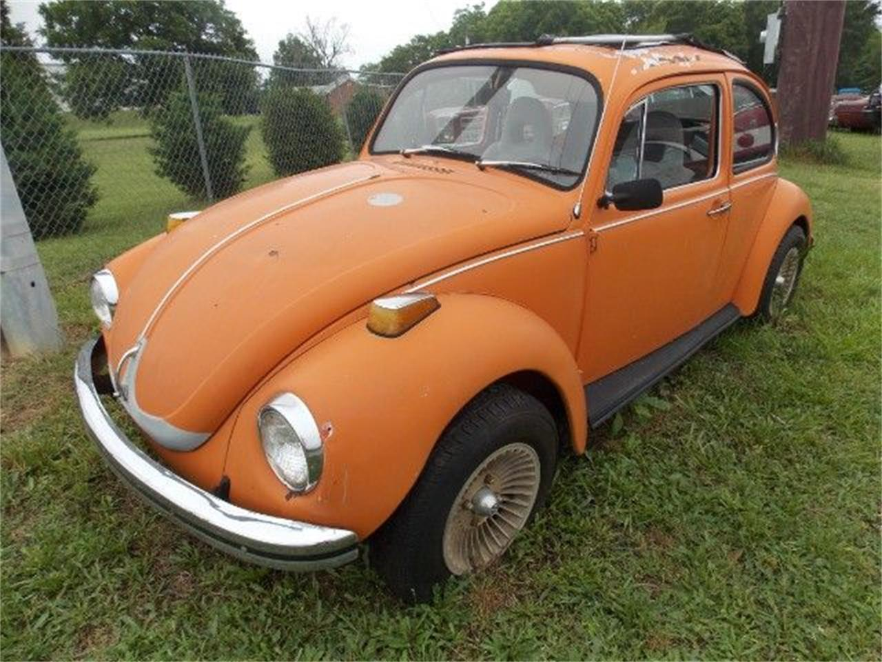 Large Picture of '72 Super Beetle - P7Y8