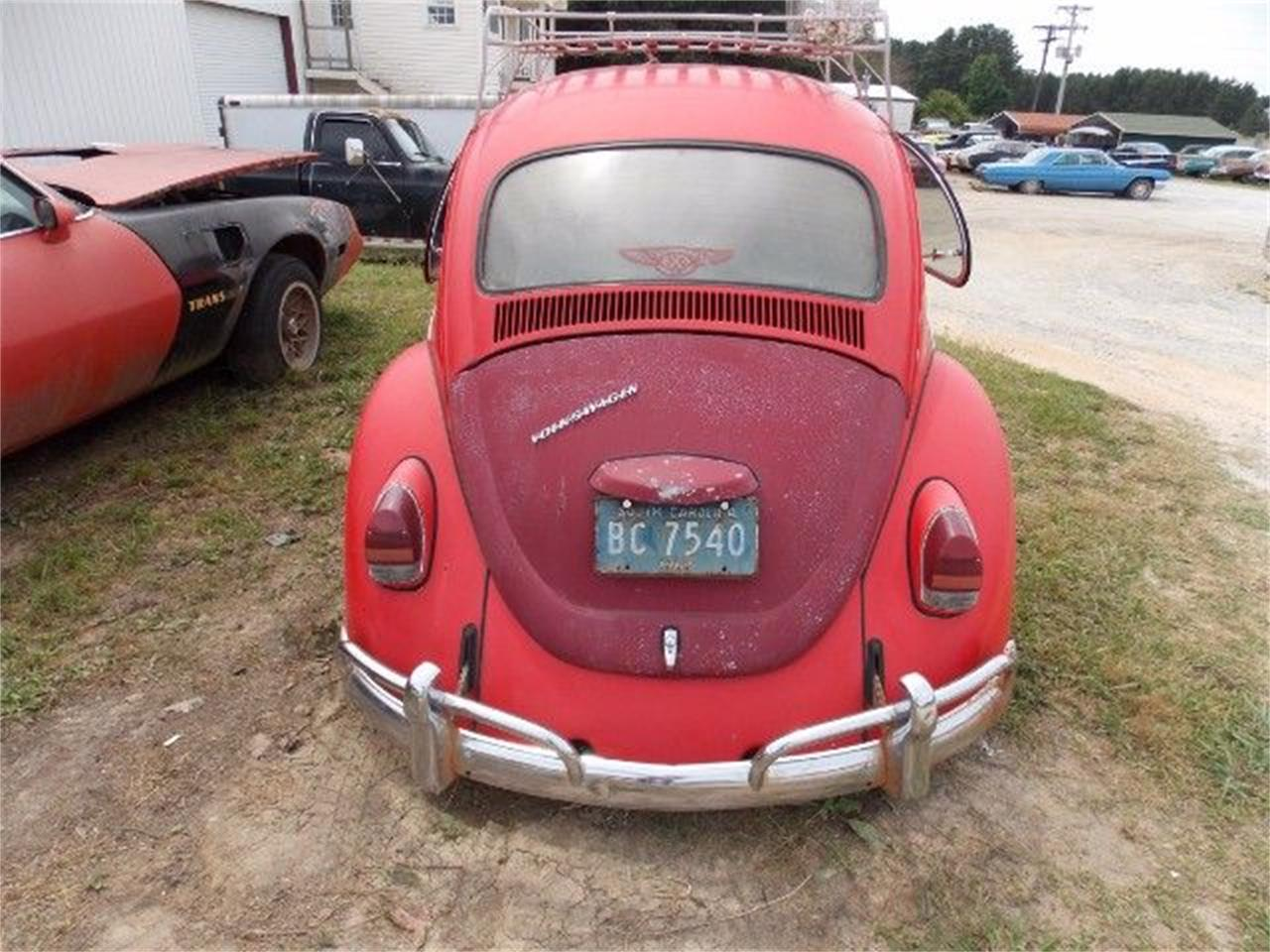 Large Picture of 1969 Volkswagen Beetle located in Michigan - P7YD