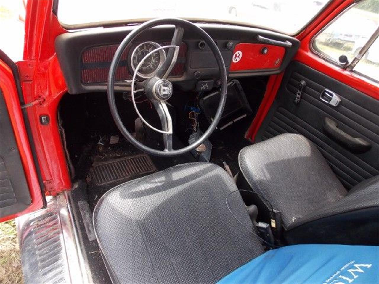 Large Picture of '69 Volkswagen Beetle - P7YD