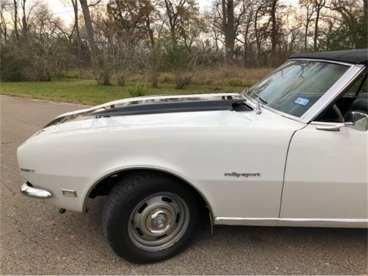 Large Picture of 1968 Chevrolet Camaro located in Michigan Offered by Classic Car Deals - P7YQ