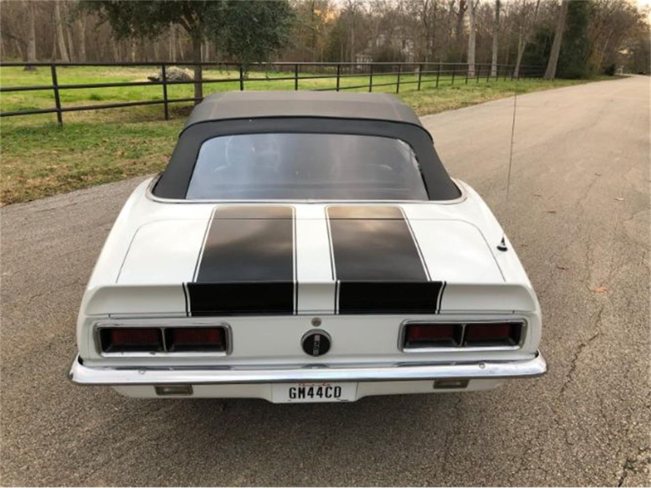 Large Picture of '68 Camaro located in Michigan - $44,795.00 Offered by Classic Car Deals - P7YQ