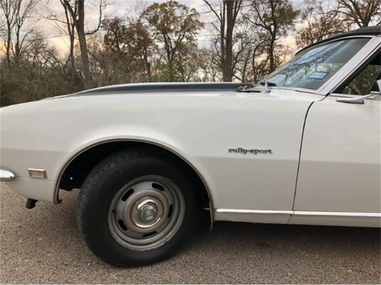 Large Picture of 1968 Camaro located in Michigan Offered by Classic Car Deals - P7YQ