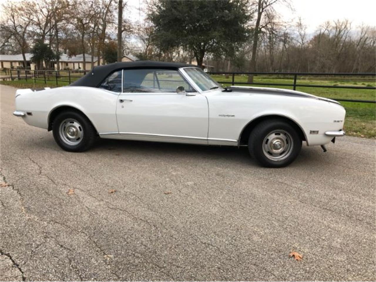 Large Picture of Classic 1968 Camaro located in Cadillac Michigan Offered by Classic Car Deals - P7YQ