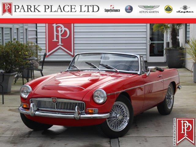 Picture of '69 MGC - P7Z3